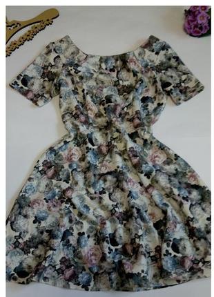 Платье 46 размер мини короткое нарядное крутое распродажа  8 м...