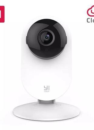 IP Камера Xiaomi Yi Home Camera 1080p white YYS.2016 радио нян...