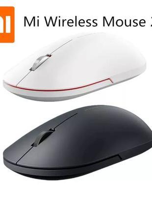 Мышь Xiaomi Mi Wireless Mouse 2 XMWS002TM беспроводная мышка