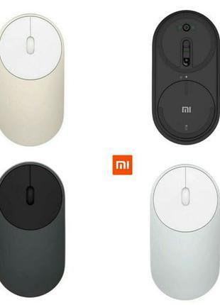 Мышь Xiaomi mi portable mouse беспроводная Мышка Wireless/Blue...