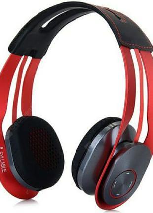 Наушники Syllable G700 беспроводные гарнитура Hi-Fi метал Ugre...