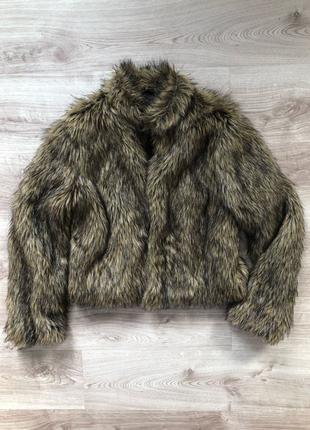 ❗️Шуба, полушубок, шубка, пальто f&f❗️