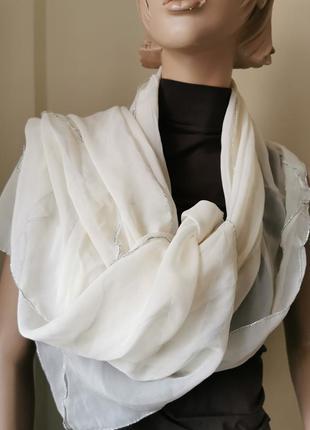 Шёлковый платок, шарф
