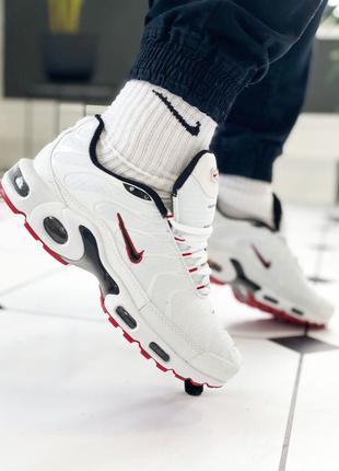 """Nike Air Max Tn + """"White/Red"""""""