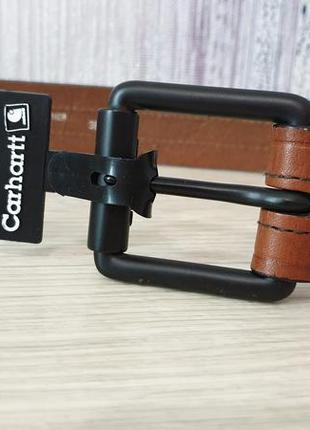Carhartt  кожаный ремень carhartt оригинал usa