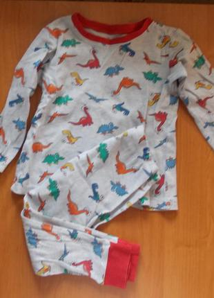 Пижама 3-4 лет, 104 см