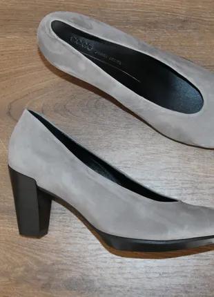 Кожаные туфли Ecco Shape 55, 38 размер