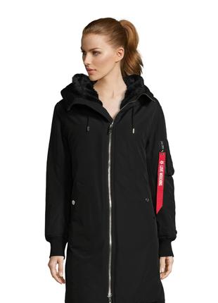 Новая парка love moschino оригинал куртка с капюшоном пальто о...
