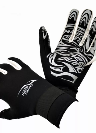 Неопреновые перчатки для подводной охоты и снорклинга Scuba Divin
