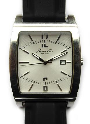 Kenneth cole мужские часы из сша мех. japan miyota с датой wr50m