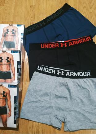 Набор мужского нижнего белья  мужские боксеры  трусы Under Armour