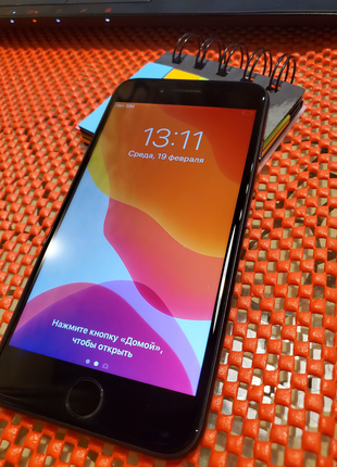 Apple iphone 7 neverlock 32gb в отличном состоянии