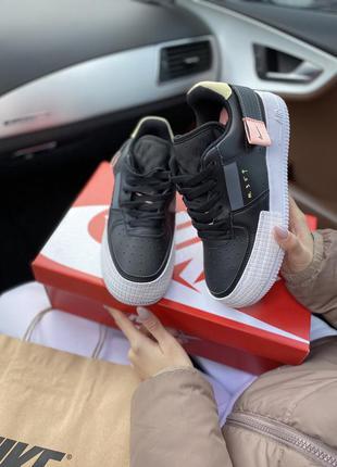 Nike air force n. 354 женские кроссовки