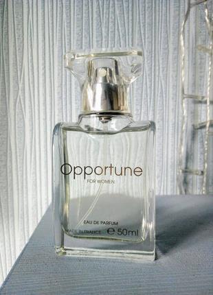 Opportune for women amway парфюмированная вода 2мл
