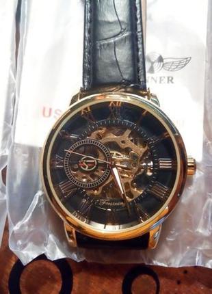 Продам часы Forsining Rich (+ есть упаковки для часов, на пода...