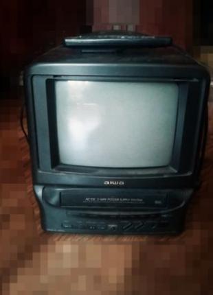 Телевизор видеодвойка Aiwa VX - T10PKE