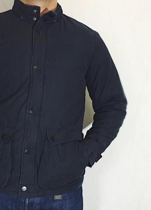 Мужская зимняя куртка lyle&scott