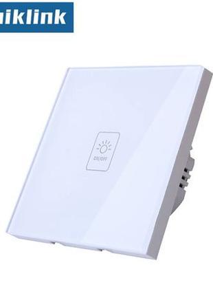 Сенсорный выключатель с радиомодулем 433Мгц