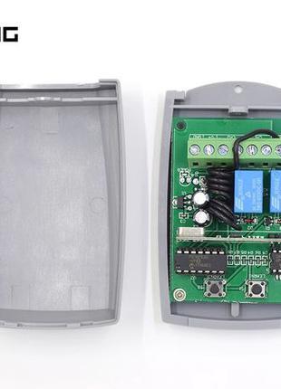 Радиореле 12/24 вольта Scimagic SMG-822(Фиксированный и динами...
