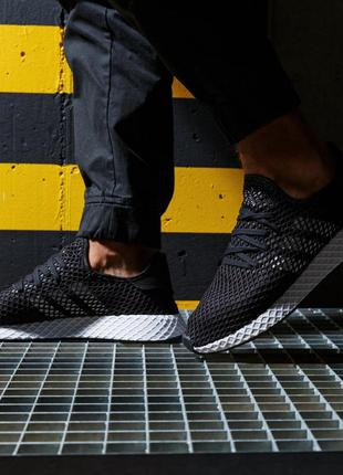 Мужские кроссовки adidas deerupt runner