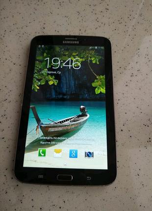 "Samsung Galaxy Tab 3 (sm-t211)/7""/ 3g /8gb"