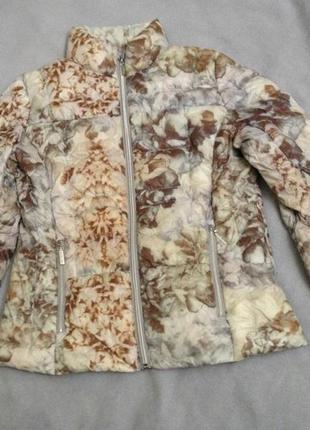 Ультратонкий пуховик, куртка etage sm