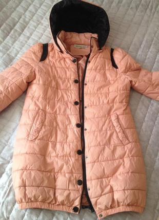 Удлиненная куртка, пальто s м