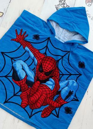 Пончо человек- паук