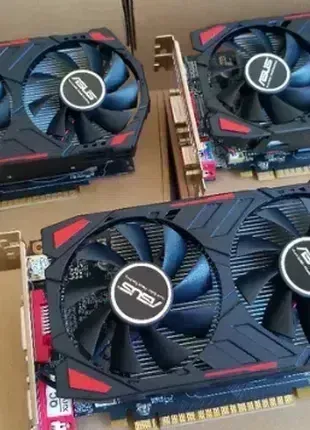 Видеокарта GeForce Asus GTX 750Ti 4096Mb GDDR5 128bit (750Ti 4Gb)