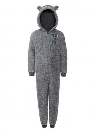 Плюшевый кигуруми слип пижама етти р. 146 152 pepperts германия