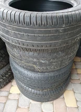 Pirelli P7 215/50 R17, Goodyear eagle nct 5  215/50 R17 Літо