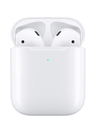 Apple AirPods ManiaKharkov Wireless with Wireless Charging Case