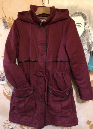 Куртка-парка the collection зима весна