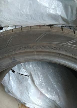 Продам летние 4 колеса Dunlop sp sport maxx 050+ 255/45r18