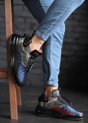 Шикарная новая модель мужские кроссовки nike air max 720 waves