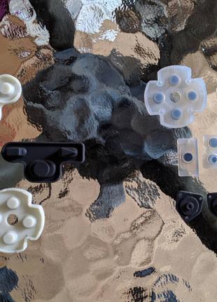 Контактные резинки для джойстика Dualshok 4 PS3 PS4  Xbox 360