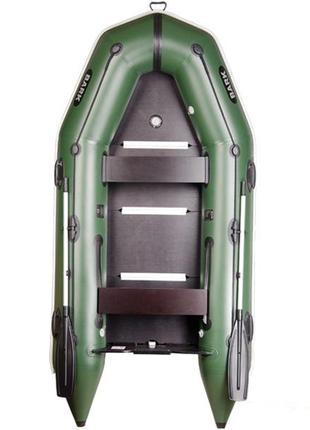 BARK BT-360S лодка моторная килевая шестиместная