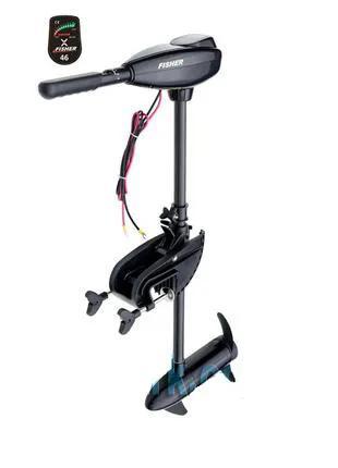 Fisher E 46 лодочный эпектромотор