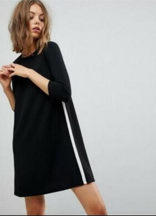 Идеальное чёрное платье esmara