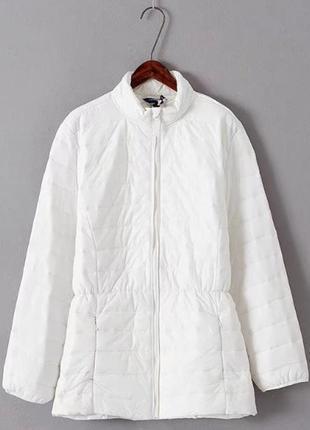 Стильная куртка большой размер