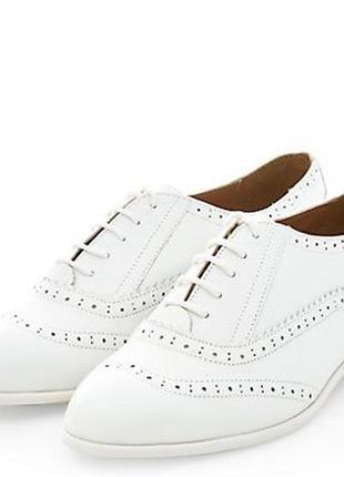 Новинка. кожаные туфли великобритания!