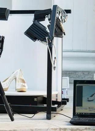 3D фото вращение предмета на 360 градусов для интерет магазинов