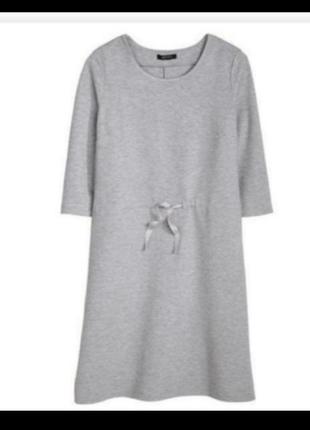 Очень красивое платье, базового серого цвета esmara