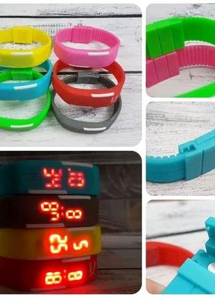 Часы браслет Sport Led Watch