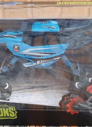 Машинка Дрифт Роликовые колеса CHAMPIONS! ХИТ!