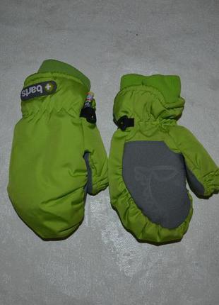 Детские варежки краги barts (бартс)