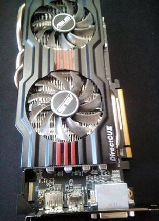 Asus HD7870 DC2TG 2gb
