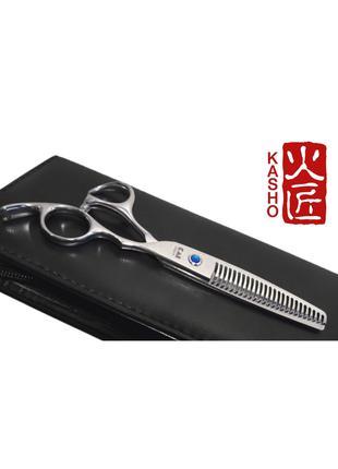 KASHO 6' 35-45% филировочные парикмахерские ножницы