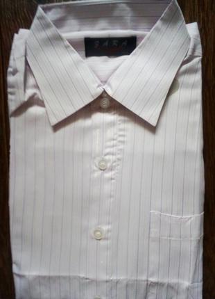 Мужская рубашка zara. турция