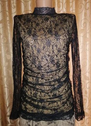 🌺🎀🌺красивая кружевная женская кофта, джемпер, блузка snialin🔥🔥🔥